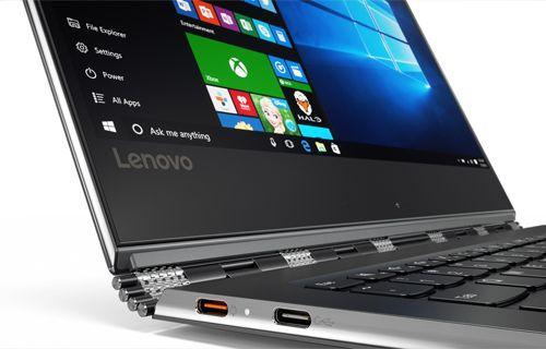 Göz alıcı tasarım ve yüksek performans ile Lenovo Yoga 910