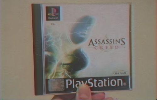 Assassin's Creed, PlayStation 1'de nasıl görünürdü?