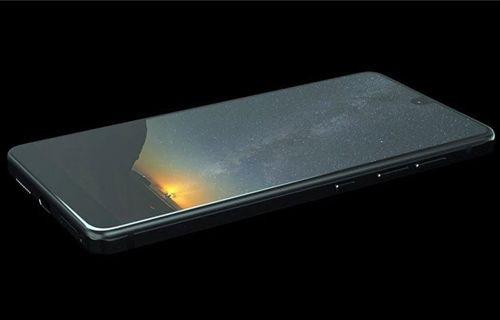 Çerçevesiz ekrana sahip akıllı telefonlar!