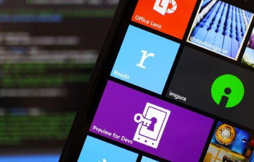 Windows Phone 8.1'in fişi çekildi!