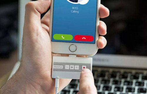 iPhone'da aramaları kaydetmek bununla çok kolay!