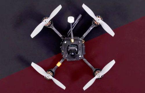Dünyanın en hızlı Drone'u üretildi!