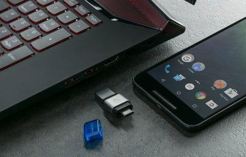 Kingston, USB-A ve USB-C'yi bir araya getirdi!