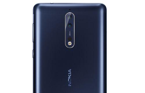 Nokia'nın amiral gemisi Nokia 8 canlı canlı karşınızda