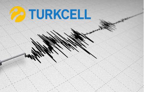 Muğla depremi için Turkcell'den anlamlı hamle!