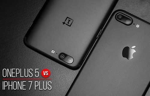 OnePlus 5 ile iPhone 7 Plus portre modunda kozlarını paylaştı!