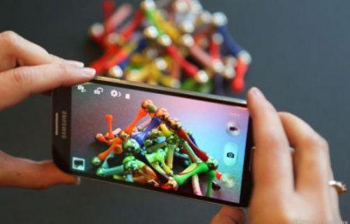 Galaxy S4 için sürpriz güncelleme!