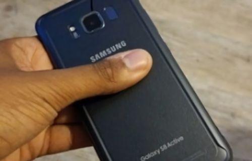 Karşınızda Galaxy S8 Active!