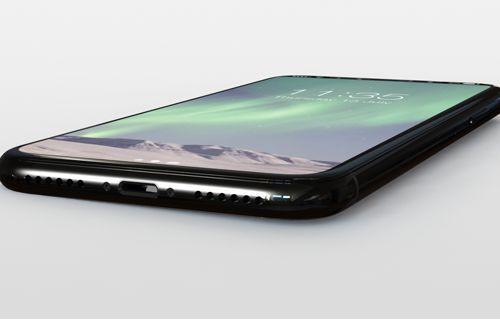 iPhone 8'in bakır, parlak siyah ve inci renkleri sızdırıldı