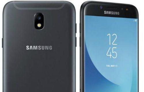 Galaxy J7 2017 Türkiye'de satışa sunuldu!