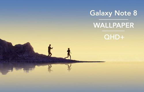 Galaxy Note 8 duvar kağıdı indir!