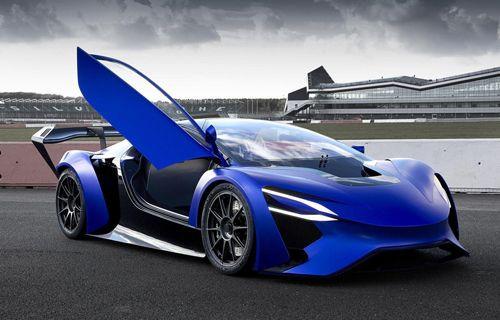 En inanılmaz elektrikli konsept otomobiller