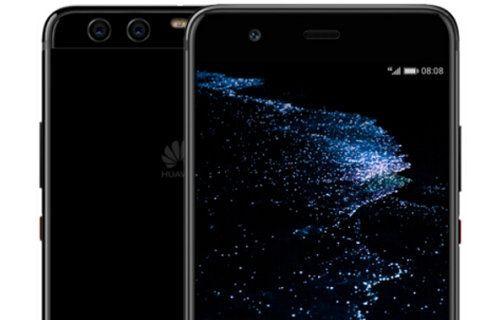 Huawei P10, 6 GB RAM'li parlak siyah rengi ile karşımızda!