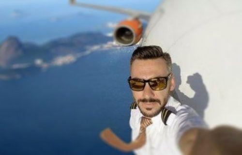 Türk genç, Selfie çekerken elektrik akımına kapıldı!
