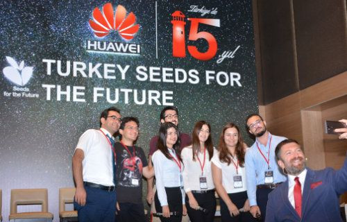 Huawei, Türkiye'de geleceğin tohumlarını yetiştiriyor!