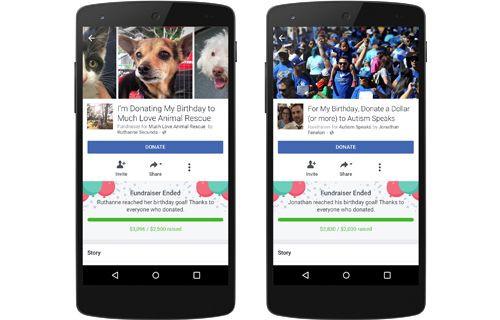 Facebook'ta doğum günü kutlamak artık daha anlamlı