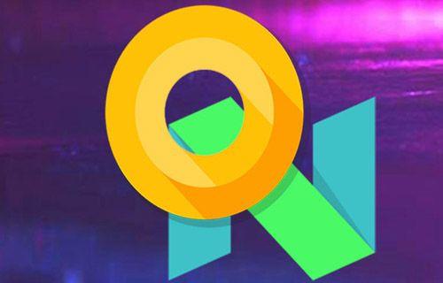 Android Oreo ve Android Nougat görsel karşılaştırma