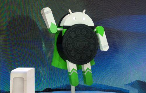 Android 8.1 Oreo çıktı!