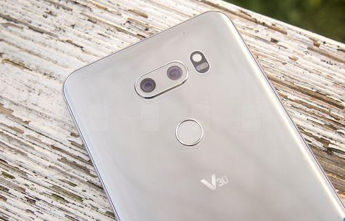 LG V30 ilk kamera örnekleri!