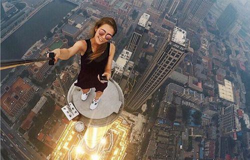 Ölüm tehlikesi altında 23 Instagram fotoğrafı