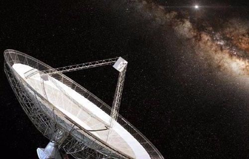 Uzaydan Dünya'ya sinyal!