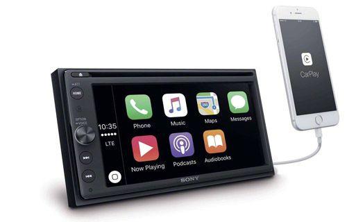 Sony'den yeni Araç İçi Ses ve Görüntü Alıcılar
