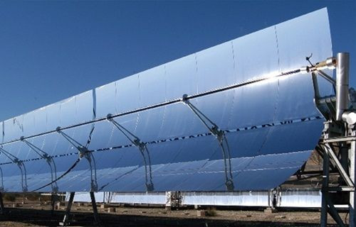 Türkiye'de bir ilk: Konsantre güneş enerjisi santrali!