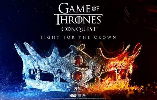 Game of Thrones'tan mobil oyun!