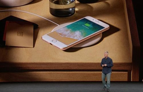 Apple iPhone 8 ve iPhone 8 Plus'ı duyurdu
