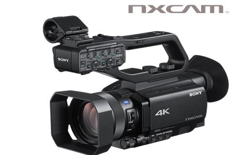Sony'den otomatik odaklama performansı sunan üç yeni avuç içi kamera