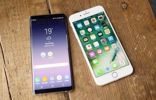 iPhone'dan, Galaxy Note8'e nasıl geçilir?