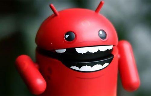 Android'de PIN kodunu değiştiren virüs!