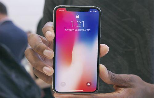 En pahalı iPhone X'e rağbet daha çok