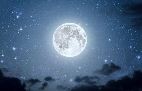 Ay, 28 yılda bir gerçekleşen bir olayı yaşadı!