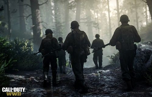 Call of Duty: WWII'den film gibi fragman!