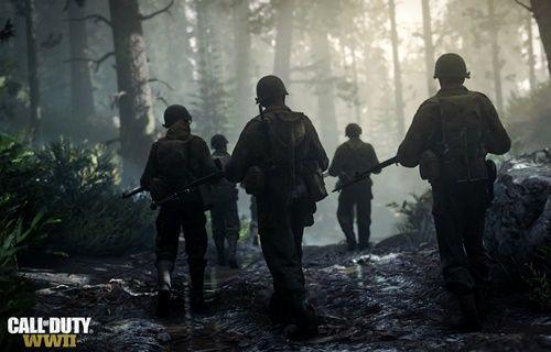 Call of Duty: WWII'den film gibi fragman!