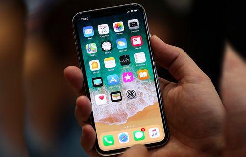 iPhone X'te uygulama geçişi nasıl olacak?