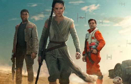 Star Wars: The Last Jedi tamamlandı!