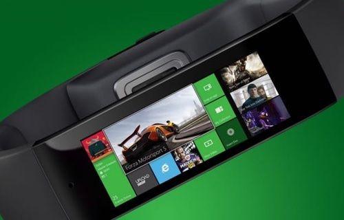 Microsoft Xbox Watch'ın ilk görüntüleri sızdı!