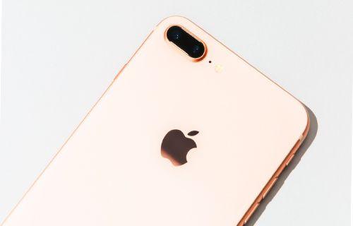 Bir iPhone 8 Plus pil şişmesi daha