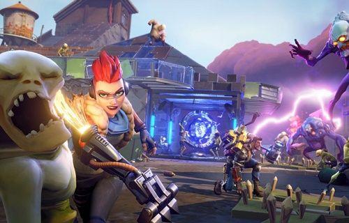 Fornite Battle Royale ücretsiz olarak çıktı!