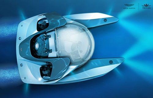 Aston Martin denizaltı üretecek!