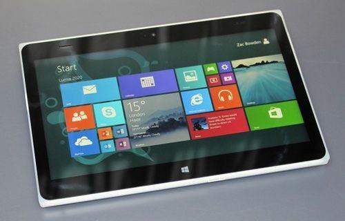Microsoft Lumia 2020 tablet sızdı!