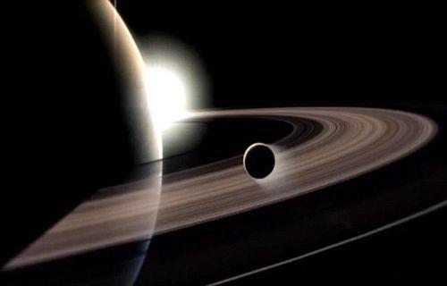 Satürn'ün uydusunda yaşam izleri bulundu!