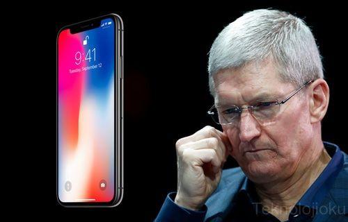 Apple'dan açıklama: iPhone X'in ekranı yanabilir!
