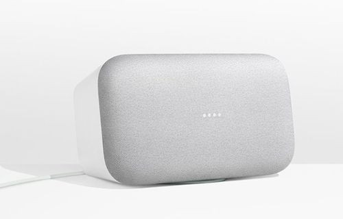 Google Home Max tanıtıldı!