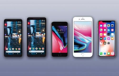 Google Pixel 2, yeni iPhone'lara karşı!
