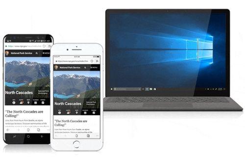 Android için Microsoft Edge tarayıcısı çıktı!
