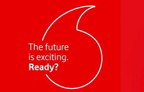 Vodafone logosunu değiştirdi!