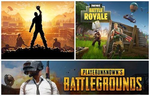 En iyi ücretsiz Battle Royale oyunları!